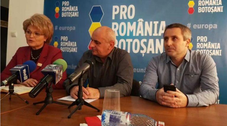 Membru nou la Pro România