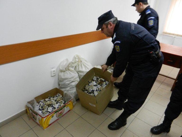 Contrabandişti daţi de gol de hoţi