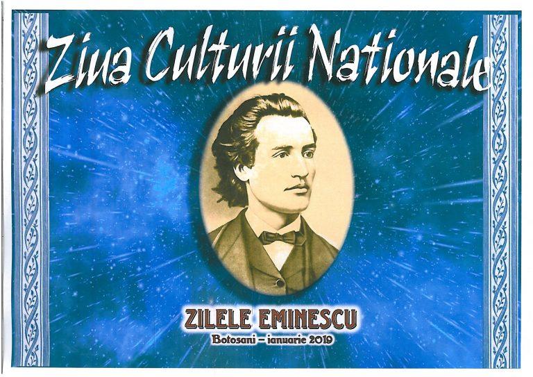Mihai Eminescu, omagiat la Biblioteca Judeţeană