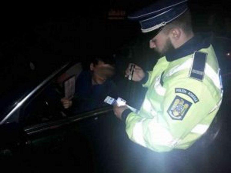 Plimbare matinală cu mașina terminată la poliție