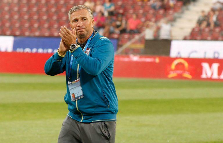 Dan Petrescu demis de la CFR Cluj