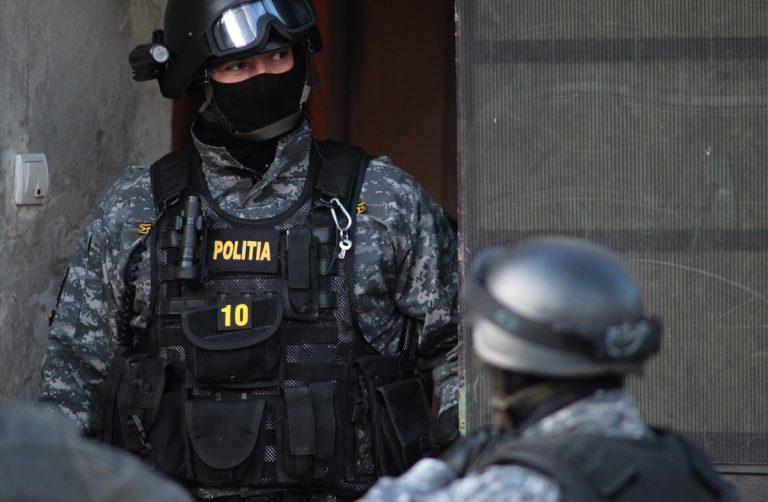 Perchezițiile organizate la Botoșani vizează mai multe spitale dar și sediul DSP