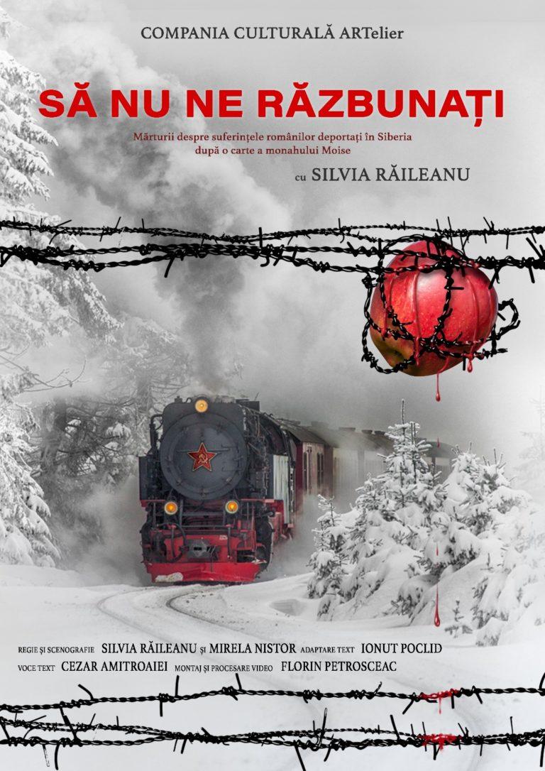 """Actorii Teatrului """"Vasilache"""", prezenți la un nou Festival Internațional"""