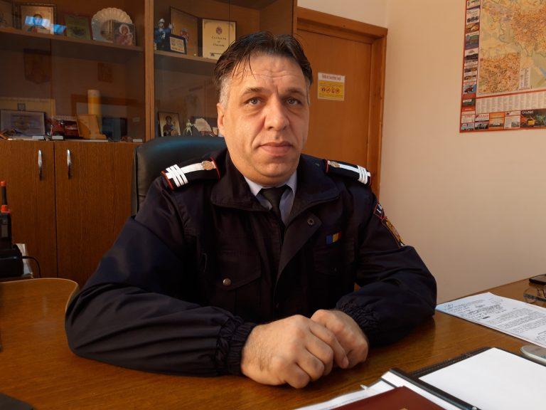 Șeful ISU Botoșani propus la conducerea ISU Constanța