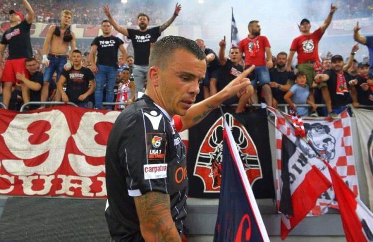 Căpitanul lui Dinamo mulțumit de remiza cu FC Botoșani!