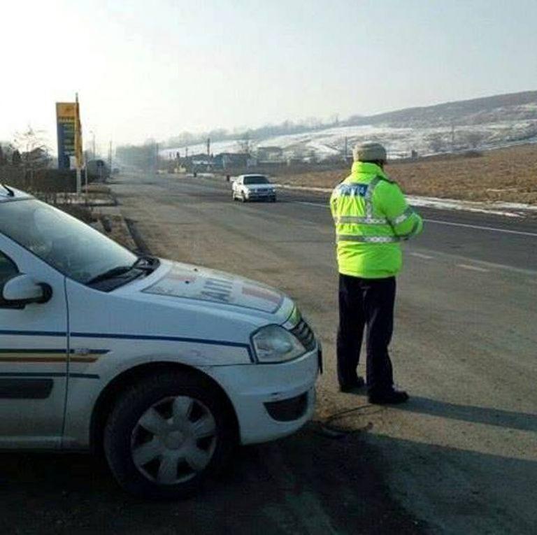 Șofer problemă dat jos de la volan și trimis în arest