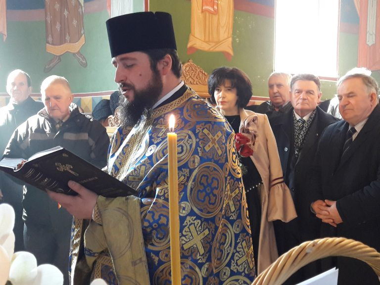 """Momente de bucurie duhovnicească în Parohia """"Vorona Centru"""""""
