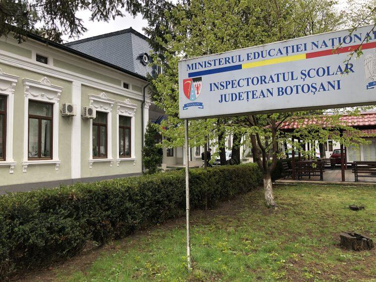 Inspectorii școlari, la mâna politicului