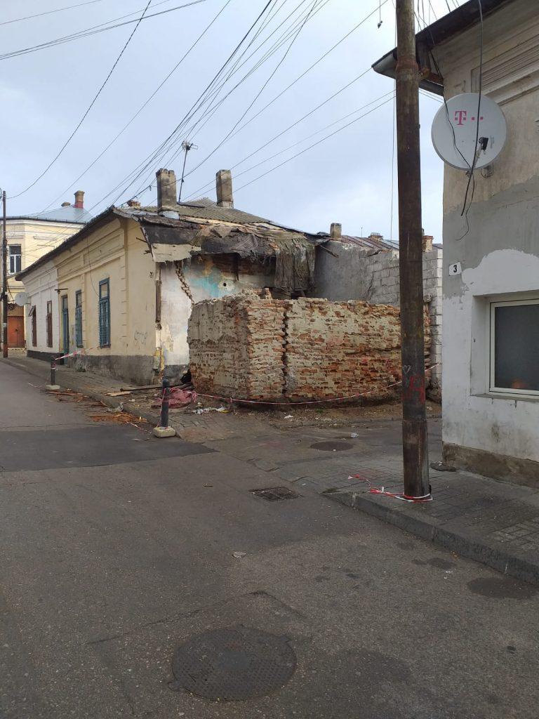 Centrul Vechi dă bătăi de cap autorităților