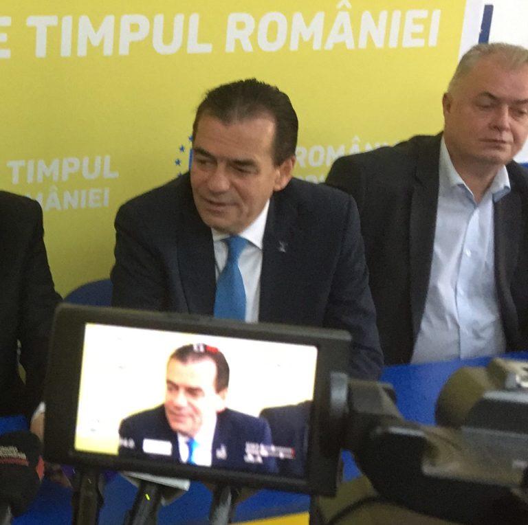 Încep audierile miniştrilor propuşi în Guvernul Orban II