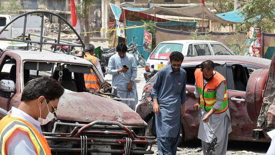 Explozia unei bombe într-o piaţă din Pakistan a UCIS 16 persoane