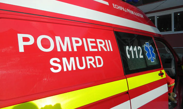 Bărbații cu arsuri grave după incendiul de la fabrica din Prahova vor fi transferați în Bruxelles și Viena