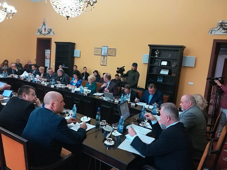 Blocaj la votarea bugetului municipiului Botoşani (video)