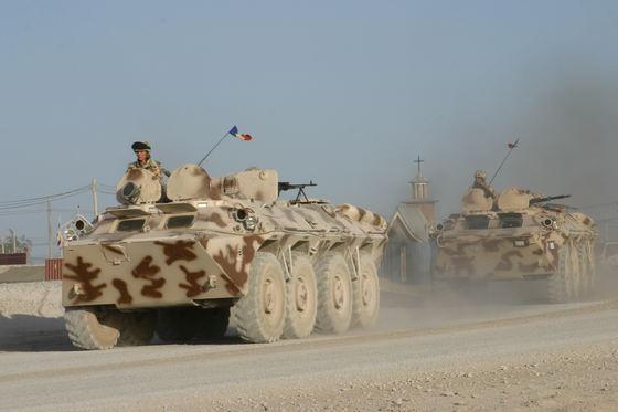 Militari pregătiți la Botoșani pentru misiuni în străinătate (video)