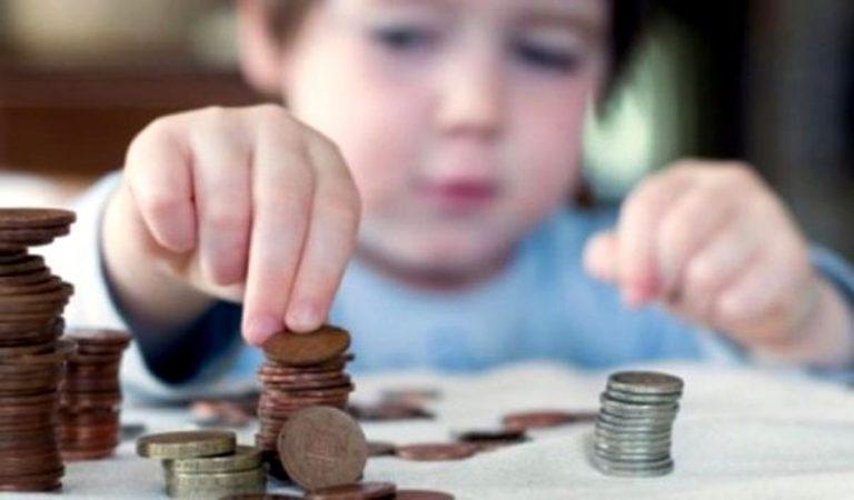 Alocațiile copiilor, majorate de la 1 ianuarie 2022 cu rata inflației.