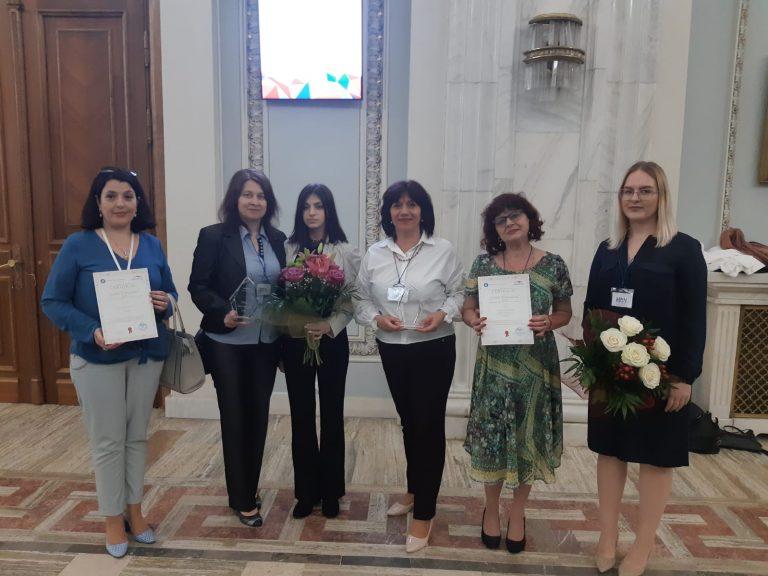 Şcoli botoşănene premiate la Palatul Parlamentului
