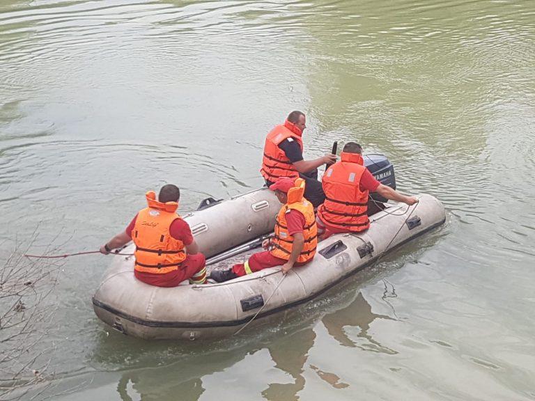Bătrân găsit înecat după ce a fost dat dispărut de familie