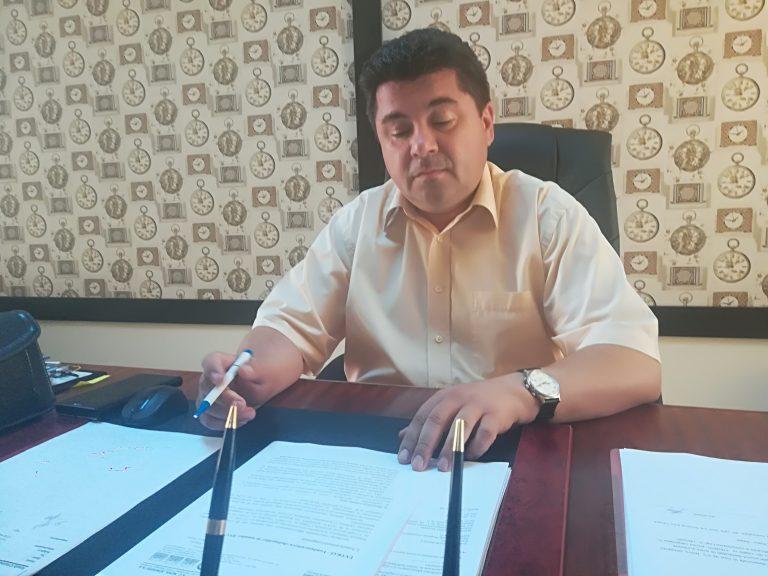 Procedură reluată pentru contractul vizând realizarea reţelei de canalizare în Vorona