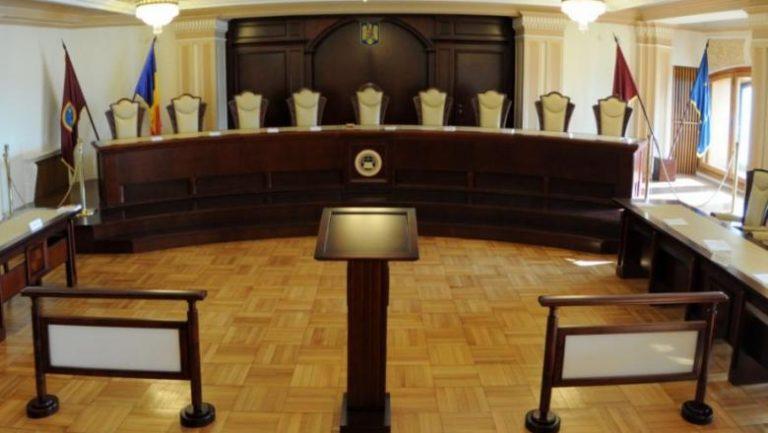 CCR a respins sesizarea AUR: Guvernul Cîţu a fost învestit legal