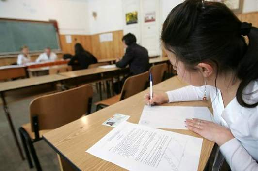 Bacalaureat 2020 – 262 de absolvenţi nu vor susţine examenul, deşi au încheiat cu bine studiile liceale