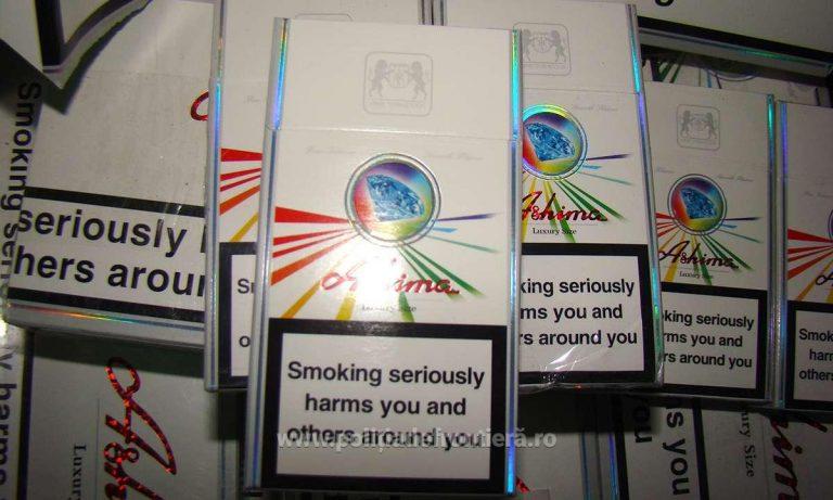 Ţigările mentolate dispar de pe piaţă în trei luni