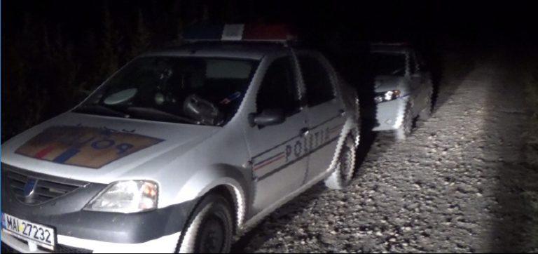 Urmărire cu mașina de poliție după un tânăr care și-a făcut de cap în carantină