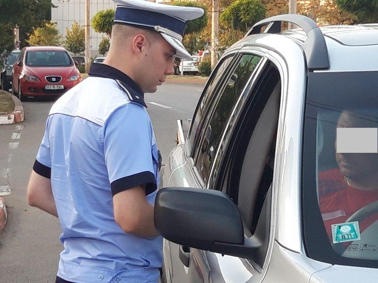 Mașină dezmembrată în Anglia găsită în trafic la Botoșani