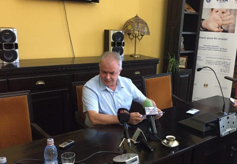 Flutur, șef de campanie pentru Iohannis (video)