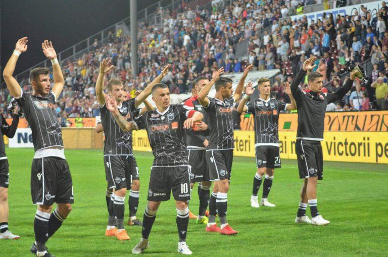 Dinamo învinge Sibiul lui Enache cu 3-0!
