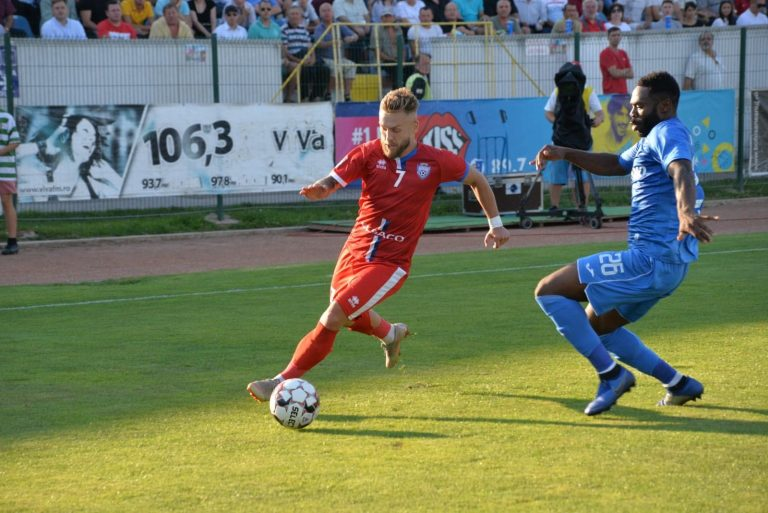 FC Botoșani pe locul 4 după remiza cu Universitatea Craiova!
