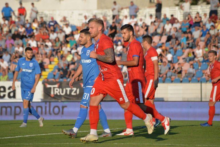 FC Botoșani, eșec după 14 jocuri oficiale!
