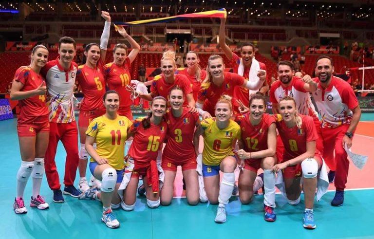 Botoșăneanca Adelina Budăi Ungureanu obține cu România a doua victorie la Campionatul European!