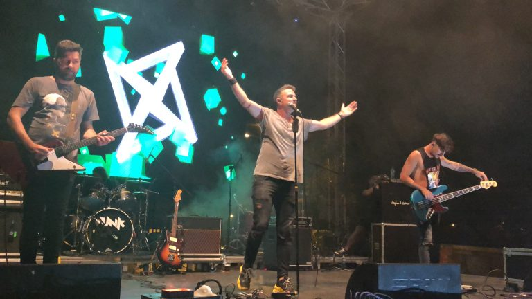 Muzică bună şi energie în a doua seară la Cornişa (video)