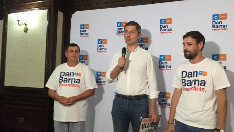 De la Botoșani, Barna îi cere lui Iohannis să nu accepte nominalizarea PSD la Ministerul Justiției