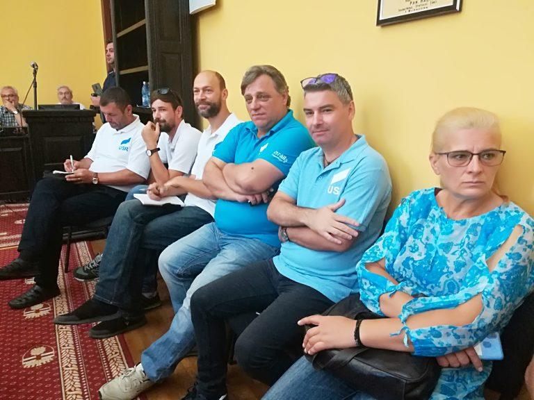 Social democraţii nu vor ca USR să primească un sediu de la municipalitate (video)