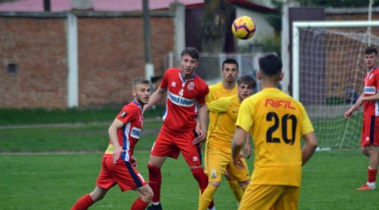 FC II Botoșani debutează astăzi în campionat la Dorohoi cu Aerostar Bacău!