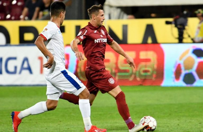 FC Botoșani a căzut pe locul 6 după eșecul din Gruia »» Programul etapei a VII-a și clasamentul Ligii 1