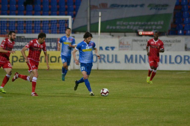 """Fabbrini s-a făcut """"câine roșu"""": """"Dinamo a fost clubul care mi-a plăcut cel mai mult de-a lungul timpului!"""""""