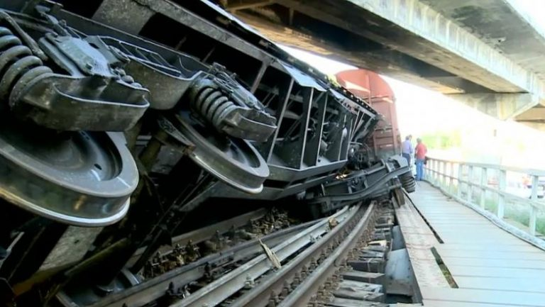 Tragedie feroviară în județul Iași: tânăr de 25 de ani sfârtecat de tren în apropiere de Pașcani