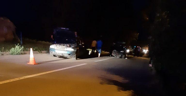 Accident cu victimă la Vorona