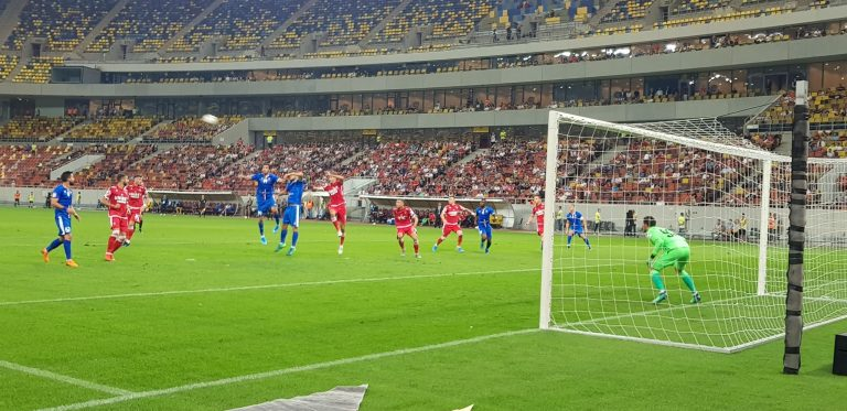 FC Botoșani rămâne pe loc de play-off în Liga 1 și după duelul cu Dinamo »» Rezultatele etapei și clasamentul Ligii 1!