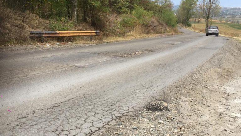 CNI scoate la licitație două sectoare de drum cu alunecări de teren (video)