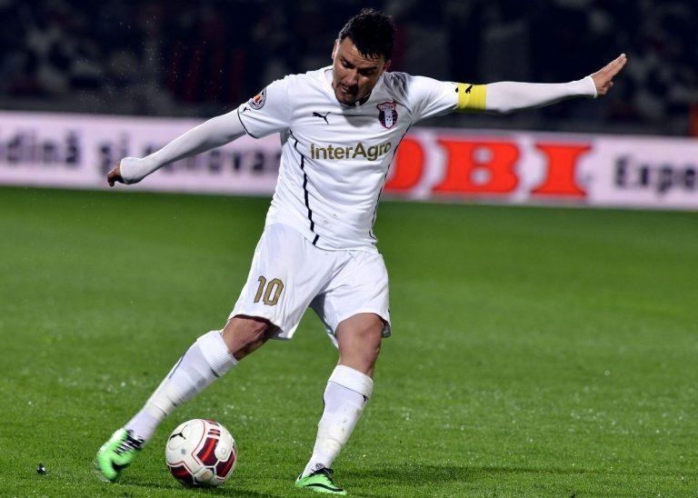 Astra câștigă la Arad cu 6-0 și menține FC Botoșani pe locul 7!