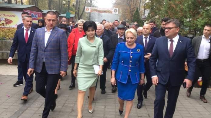 Doina Fdederovici a fost printre cei care au susținut candidatura Vioricăi Dăncilă ca președinte al României