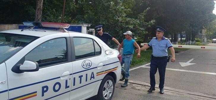 Botoșănean anchetat pentru furt la Târgu Mureș