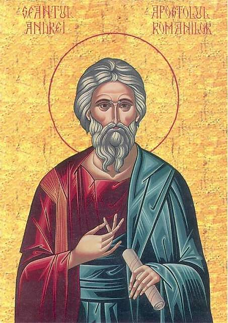 Astăzi – Sfântul Apostol Andrei, Ocrotitorul României