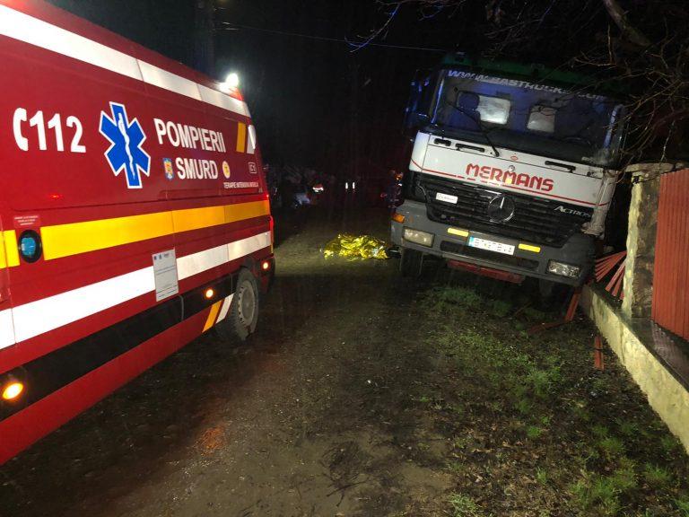 Accident mortal între Dorohoi și Darabani