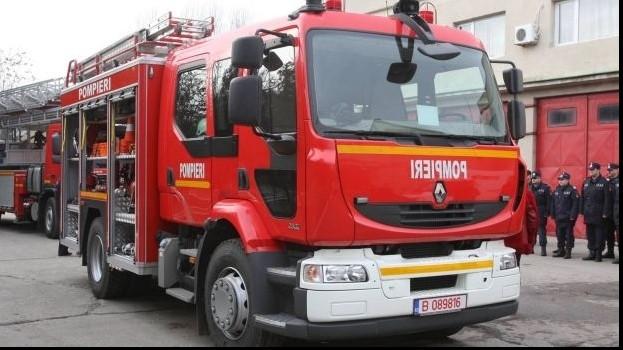 ISU Botoșani la ora bilanțului – mai puține incendii, dar mai multe intervenții