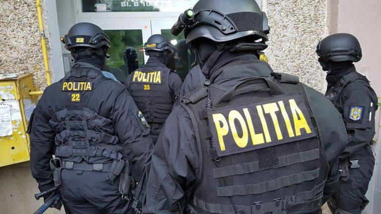 Percheziții de amploare la traficanți de tutun, într-un dosar cu prejudiciu de un milion de euro