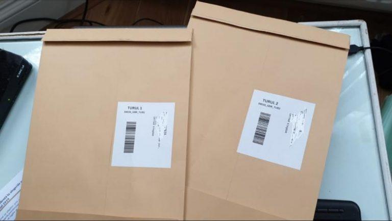 40.000 de români vor vota prin corespondență
